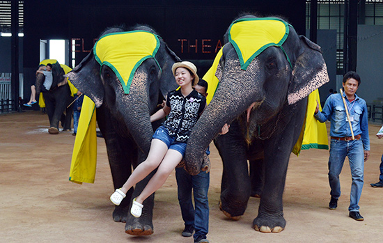 Du khách tham quan du lịch Thái Lan sẽ được thanh toán theo hình thức mua tour trả góp.