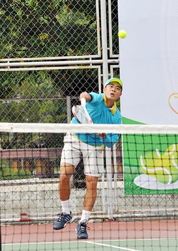 Phong trào quần vợt trên địa bàn tỉnh cần có nhiều sự quan tâm, hỗ trợ để phát triển