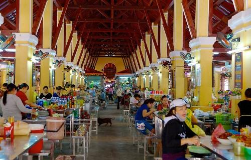 Hoi An market. Picture: Expedia