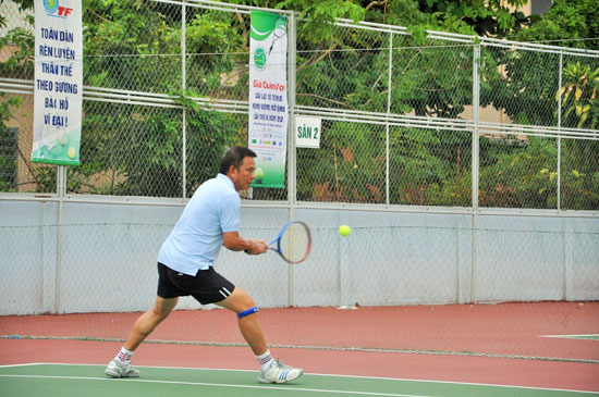 Sau hội nghị vừa qua, hy vọng quần vợt sẽ có điều kiện để phát triển sâu rộng hơn nữa.