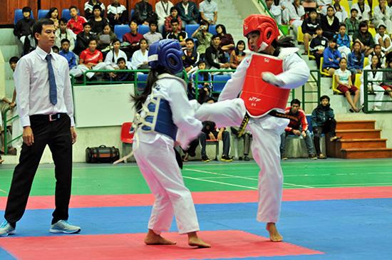 (QNO) - Ngày 27.5, Hội Taekwondo Quảng Nam tổ chức đại hội lần thứ II nhiệm kỳ 2016-2020.