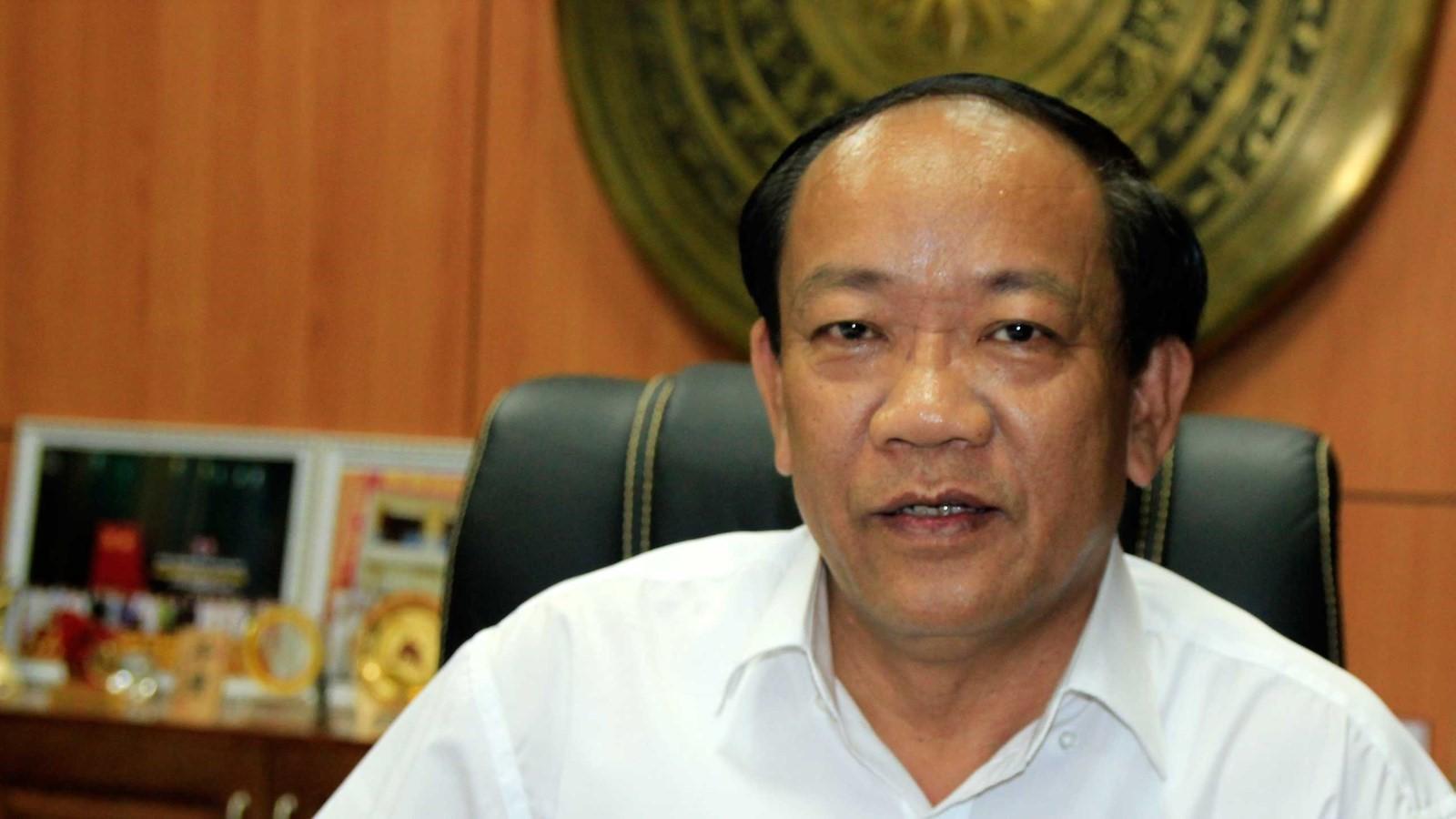 Chairman Dinh Van Thu