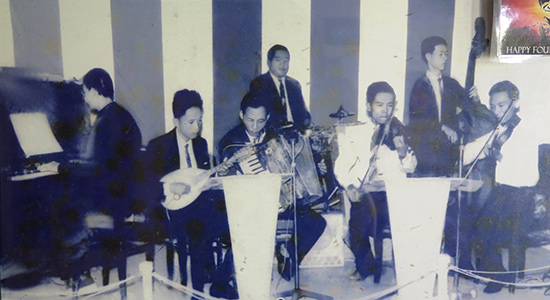 Ban nhạc Hội An năm 1959 - 1963.