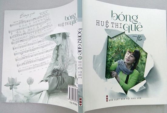 Bóng quê - Nhà xuất bản Hội nhà văn ấn hành tháng 4.2016.