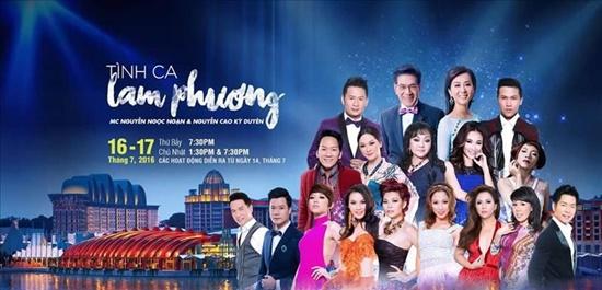 Du lịch Singapore kết hợp xem chương trình ca nhạc