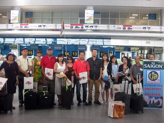 Vietda Travel là một trong những công ty hàng đầu thường xuyên tổ chức tour đi Singapore và Malayxia