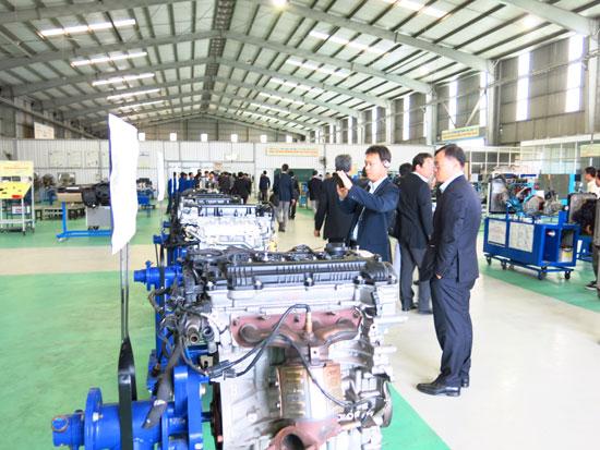 Doanh nghiệp sẽ tiếp tục được ưu tiên hỗ trợ để gia tăng năng lực sản xuất. Ảnh: T.D