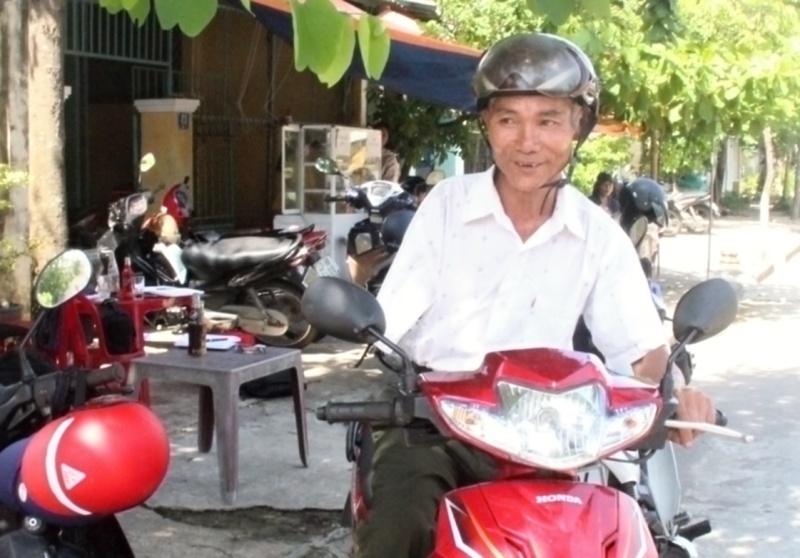 Ông Nguyễn Văn Bốn. Ảnh: A.Đ