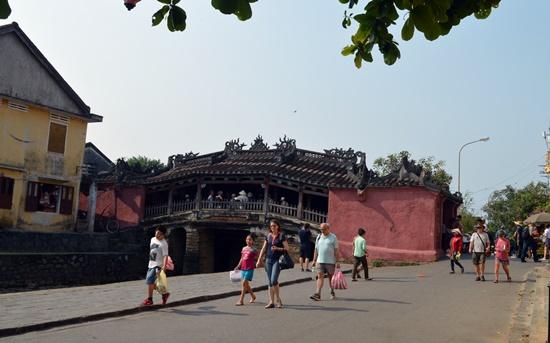 Du lịch Quảng Nam dù có tăng trưởng nhưng vẫn chưa tương xứng với tiềm năng vốn có