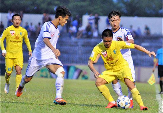 Thất bại trước Hà Nội T&T đặt dấu chấm hết cho QNK Quảng Nam tại cúp quốc gia năm nay