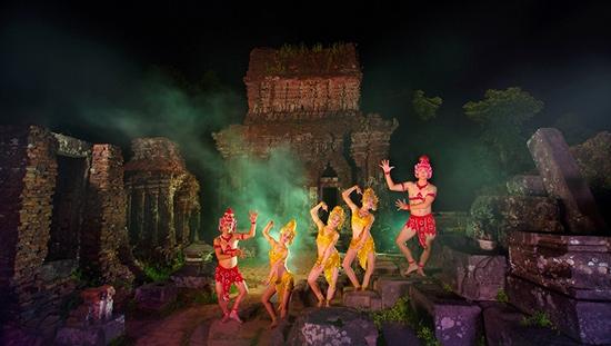 Vũ điệu Apsara (Mai Thành Chương)