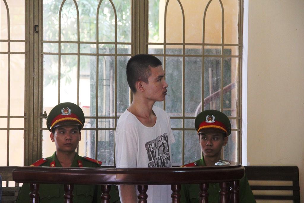 Tòa án nhân dân tối cao tại Đà Nẵng tuyên phạt y án chung thân đối với bị cáo Phúc.