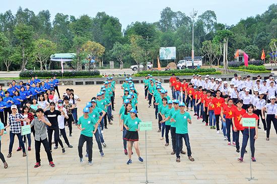 Cuộc thi Olympic 24.3 lần đầu tổ chức tạo ra sân chơi sôi nổi, bổ ích cho học trò THPT