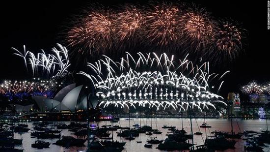 Đón giao thừa tại Úc sẽ mang đến cho khách nhiều cảm xúc thú vị.
