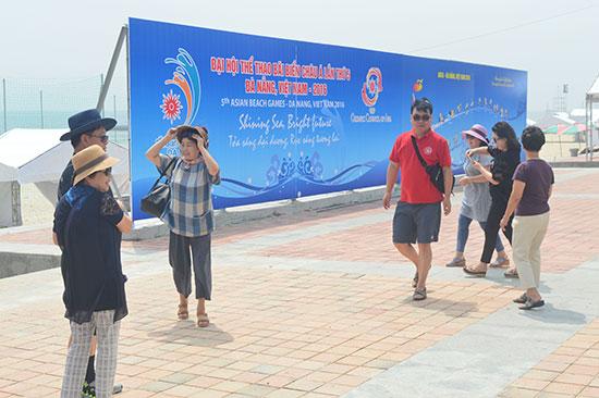 Đại hội thể thao bãi biển châu Á  là cơ hội để thu hút thêm lượng khách đến Đà Nẵng vào mùa thấp điểm.