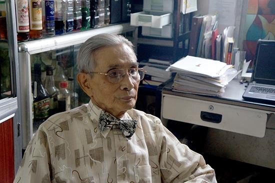 Ông Nguyễn Xuân Ra.