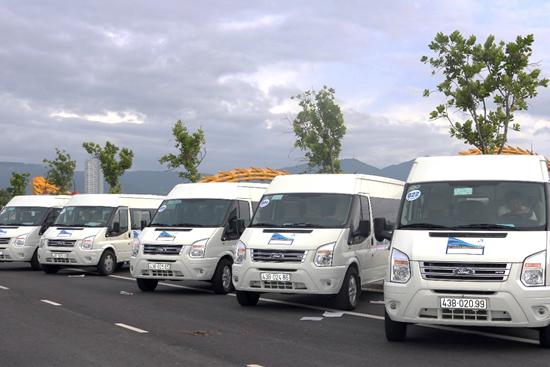 Vietravel vinh dự được lựa chọn là nhà cung cấp các dịch vụ vận chuyển trong thời gian diễn ra Đại hội Thể thao Bãi biển châu Á