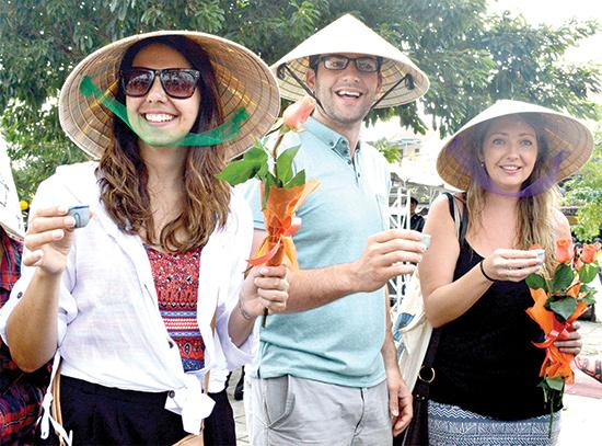 Du lịch có trách nhiệm và thân thiện đang là mục tiêu của ngành du lịch Quảng Nam hướng đến. Ảnh: KHÁNH LINH