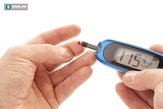 Hàm lượng glucose trong máu ở mức 115 cảnh báo bạn đang bị tiền tiểu đường.
