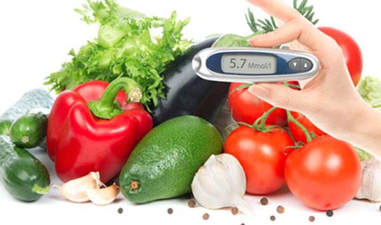 Một chế độ dinh dưỡng lành mạnh sẽ giúp ngăn ngừa bệnh tiền tiểu đường.