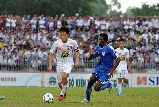 Tiền vệ Xuân Trường tỏa sáng ở các trận đấu giao hữu trong màu áo đội tuyển Việt Nam.