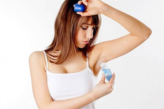 Lăn khử mùi là nguyên nhân hàng đầu gây ung thư vú