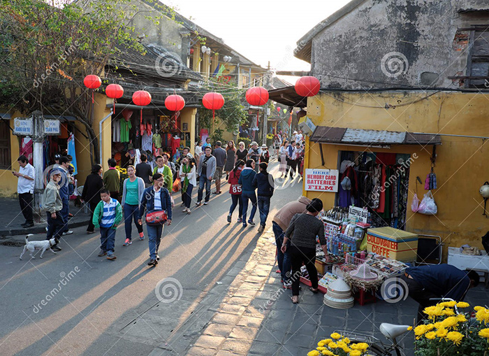 Hoi An ancient town. Picture: dreamstime