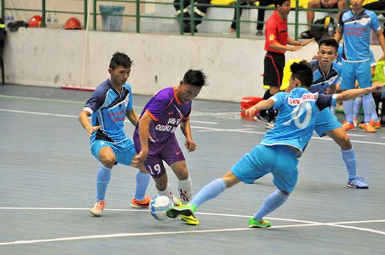 Futsal cùng với U17 đội giành vé dự World Cup là niềm tự hào của người hâm mộ bóng đá Việt Nam.
