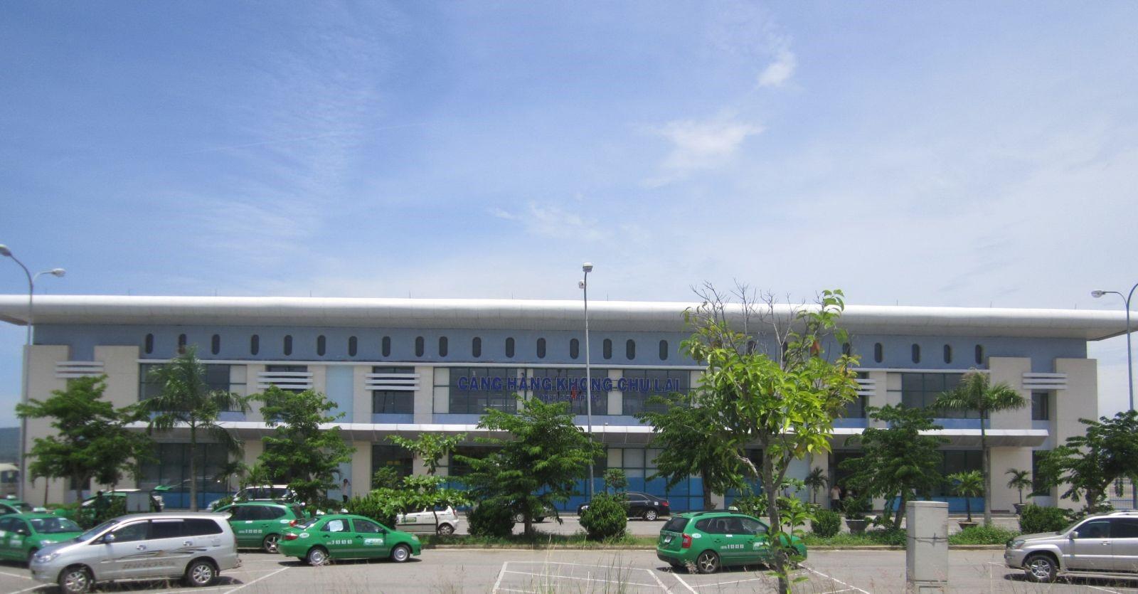 Chu Lai International Airport.