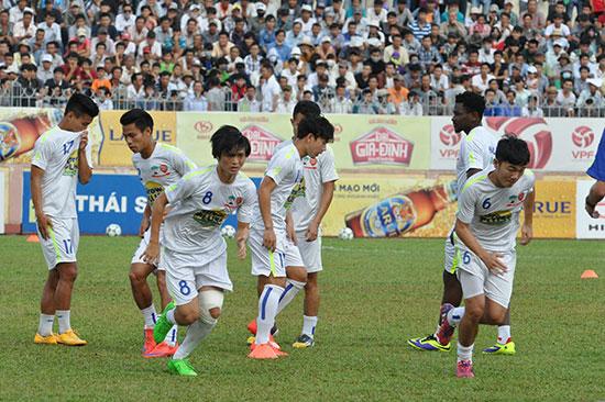Đội tuyển Việt Nam hiện nay lấy cảm hứng từ các cầu thủ trẻ Hoàng Anh Gia Lai như Tuấn Anh, Xuân Trường.