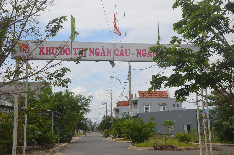 Khu đô thị Ngân Câu - Ngân Giang