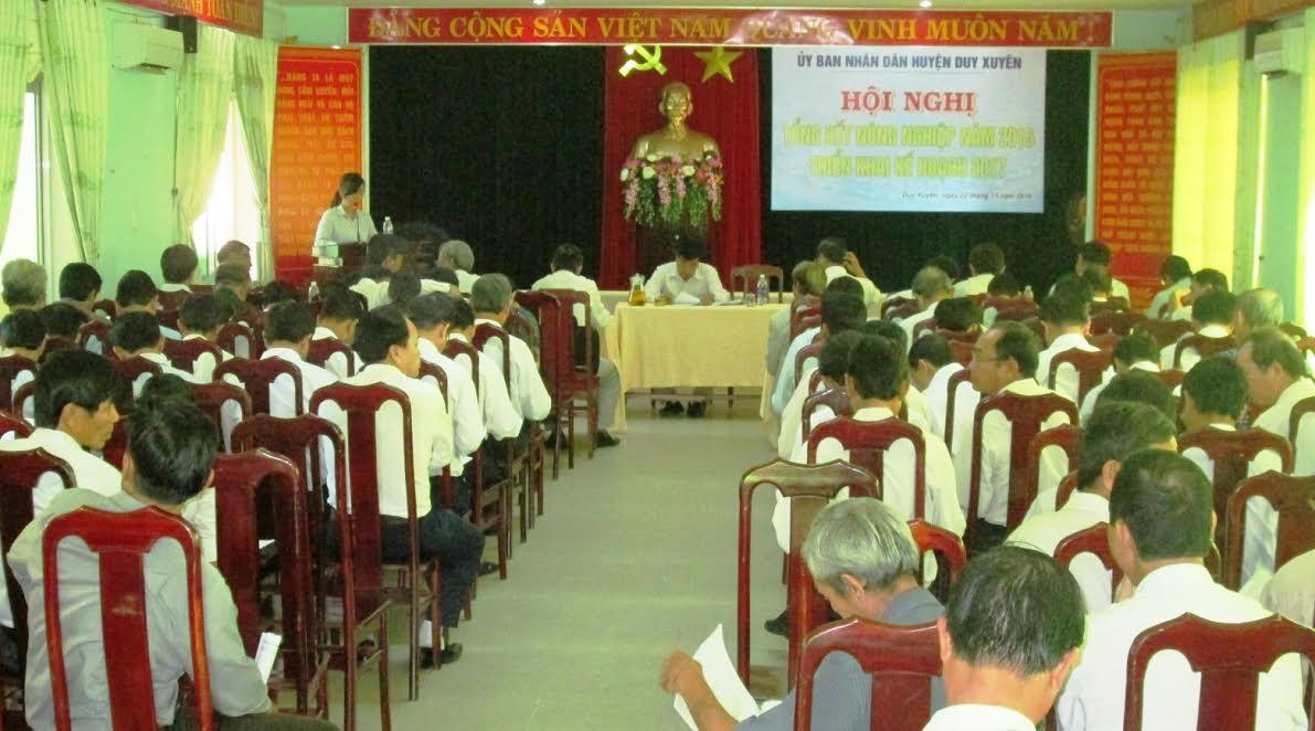 Quang cảnh hội nghị diễn ra hôm qua 22.11.