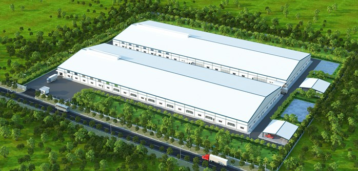 Tay An Spinning Mill (dinco.com.vn/)