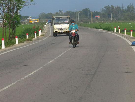 Nhờ nỗ lực đầu tư, hệ thống giao thông trên địa bàn tỉnh dần hoàn thiện. Ảnh: T.D