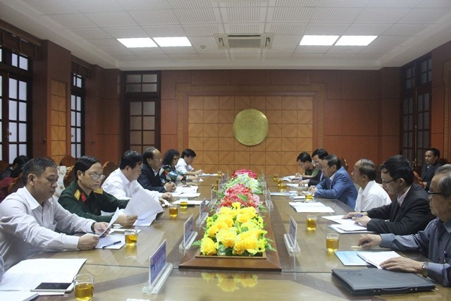 The meeting (quangnam.gov.vn)