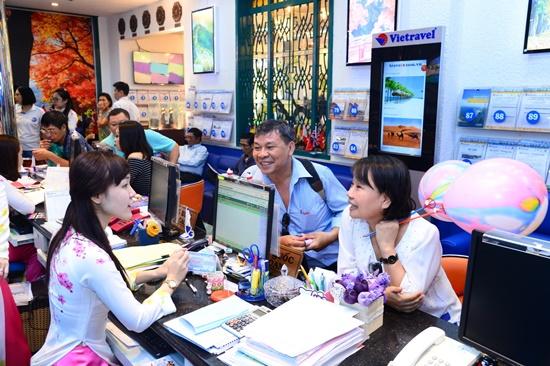 Vietravel trở thành đơn vị lữ hành hàng đầu Việt Nam được khách hàng tin dùng chọn lựa