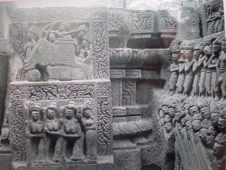 Dong Duong style, an example of Champa art. Picture: dantri.com.vn