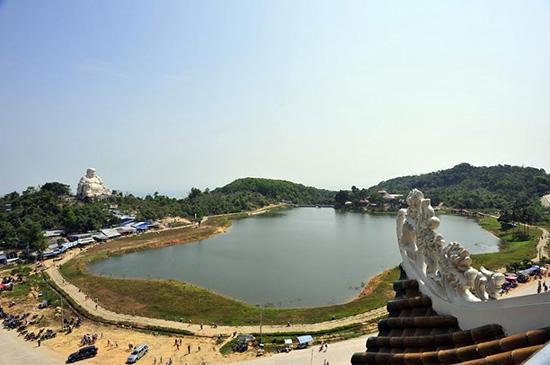 Cảnh đẹp Thất Sơn. ảnh: internet