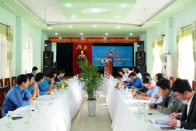 Hội nghị Ủy ban Hội LHTN Việt Nam tỉnh lần thứ 6, khóa VI. Ảnh: MỸ LINH