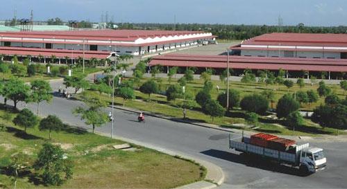A corner of Dien Nam - Dien Ngoc IZ
