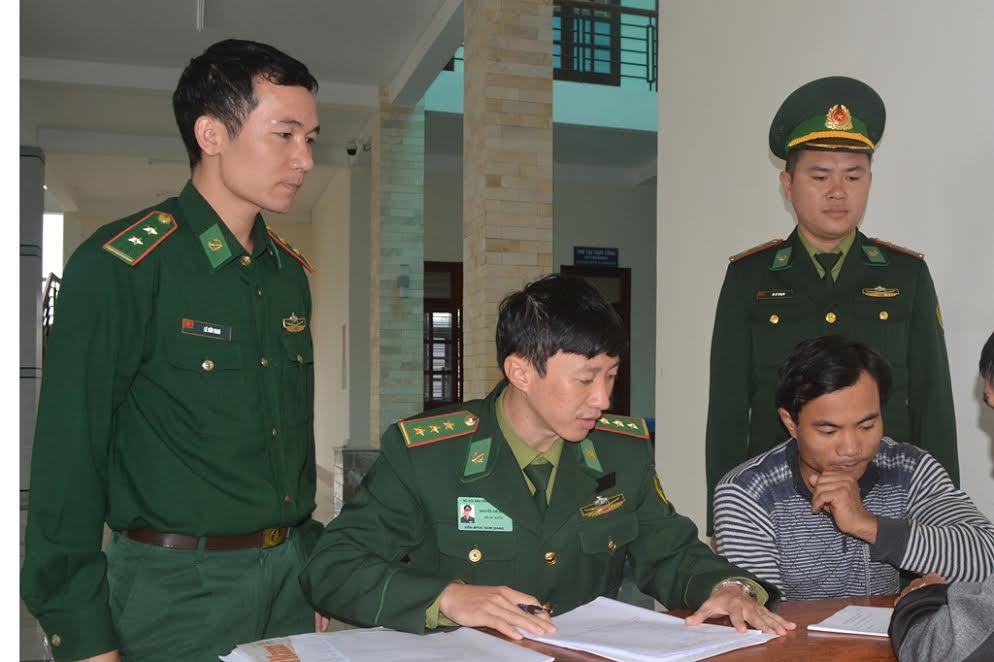 Nguyễn Viết Thắng khai báo với cơ quan điều tra