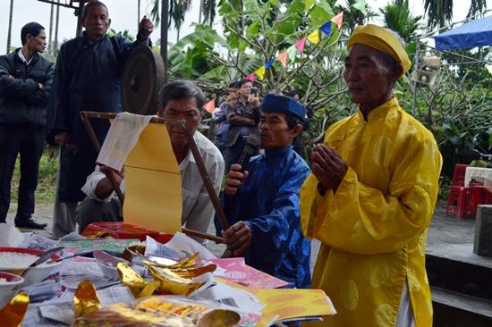 Giỗ tổ nghề mộc Kim Bồng nhằm tri ân công đức tiền nhân