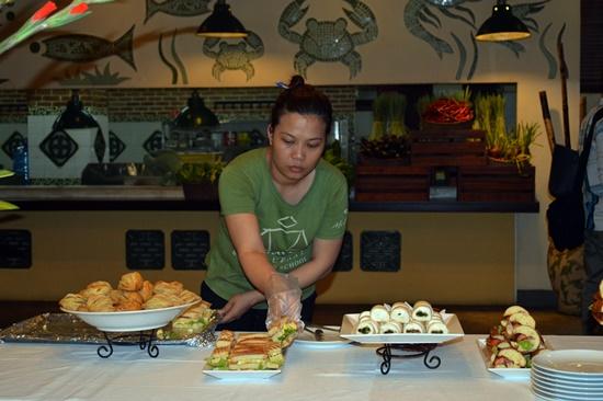 Nhiều món ăn của Việt Nam cũng sẽ được giới thiệu đến du khách trong Liên hoan ẩm thực lần này