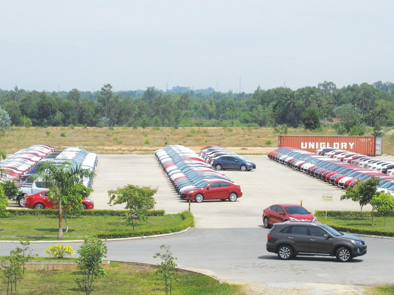 Chu Lai-Truong Hai auto mechanical industrial park