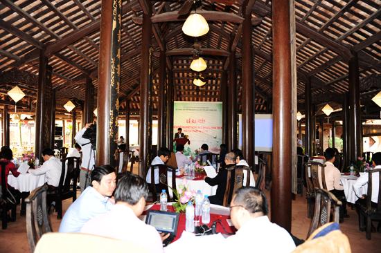 Đông đảo các doanh nghiệp tham gia vào CLB Khởi nghiệp, đổi mới, sáng tạo. Ảnh: MINH HẢI