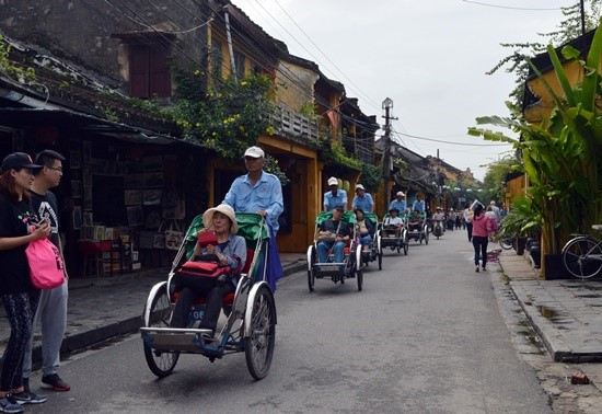 South Korean tourists to Hoi An increase annually ( Photo: Khanh Linh)