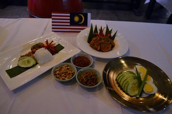 Món ăn giao lưu của đầu bếp người Malayxia