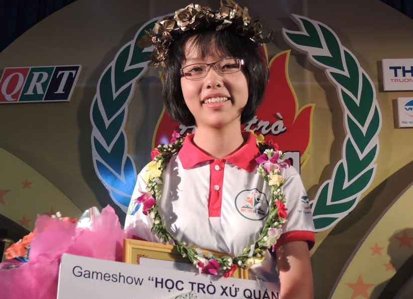 Đào Thanh Lam, thí sinh quán quân mùa đầu tiên