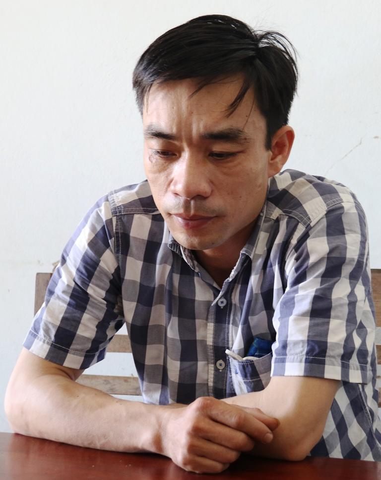 Đối tượng Mai Xuân Cường.