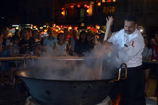 Trình diễn món ăn Malayxia
